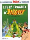 ASTERIX - LES DOUZES TRAVAUX D'ASTERIX