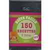 BOITE A SEL 150 RECETTES FACILES 150道鹽料理食譜(鋁盒裝)
