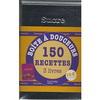BOITE A SUCRE 150 RECETTES DE DOUCEURS 150道甜點食譜(鋁盒裝)