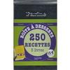 BOITE A FARINE 250 RECETTES DE DESSERTS 250甜點食譜(鋁盒裝)