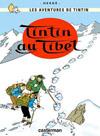 TINTIN AU TIBET 丁丁在西藏