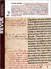 REVUE DE LA BNF 02 : LE LIVRE ANNOTE