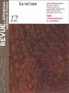 REVUE DE LA BNF 12 : LA RELIURE