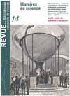 REVUE DE LA BNF 14 : HISTOIRES DE SCIENCE